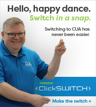 Switching to CUA has never been easier.