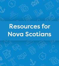 Cua Supports For Nova Scotians