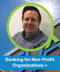 Corey Bowes - Banking for Non-Profit Organizations